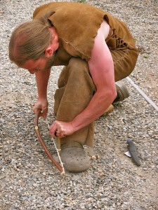 Bow-Drill